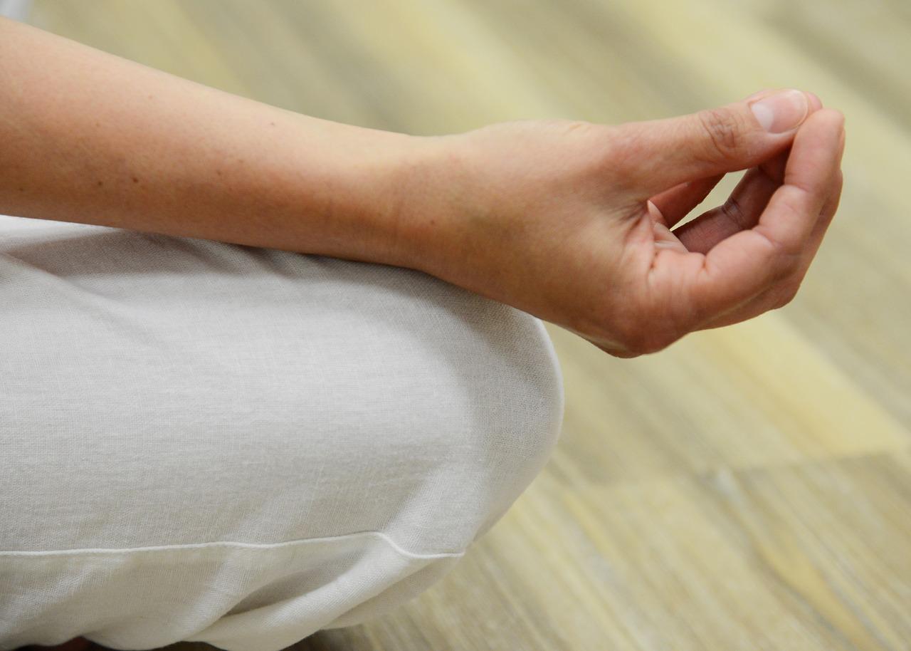 Meditation, Symbolbild